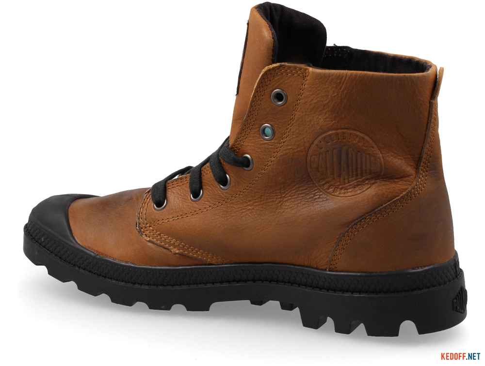 Черевики Palladium Pampa Hi Leather 02355-236