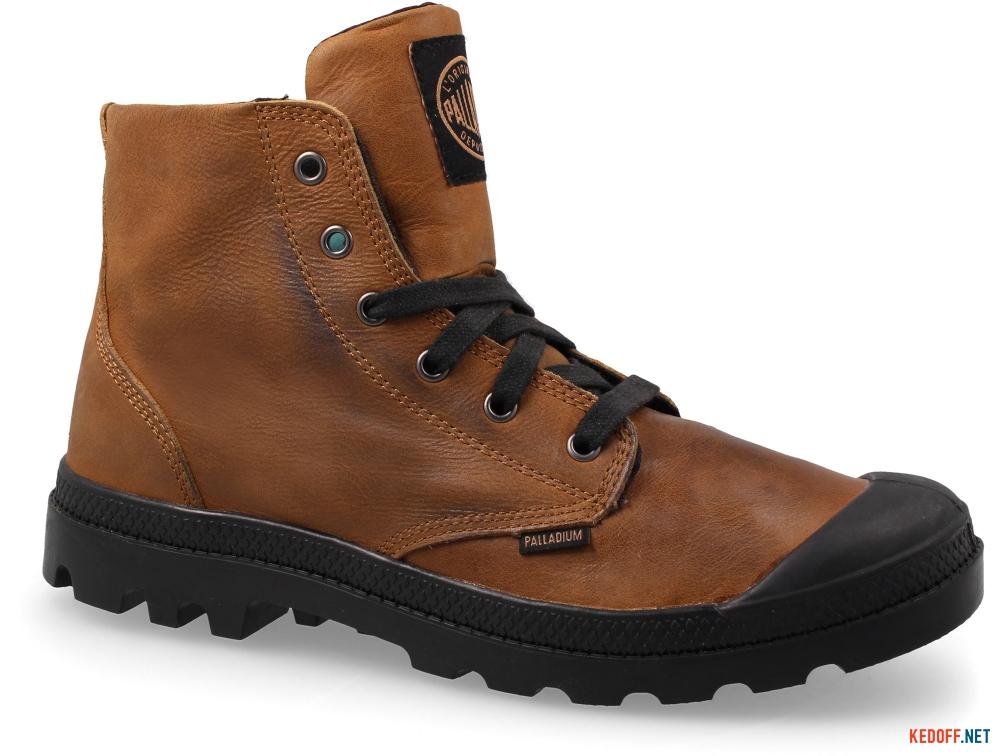 Черевики Palladium Pampa Hi Leather 02355-236