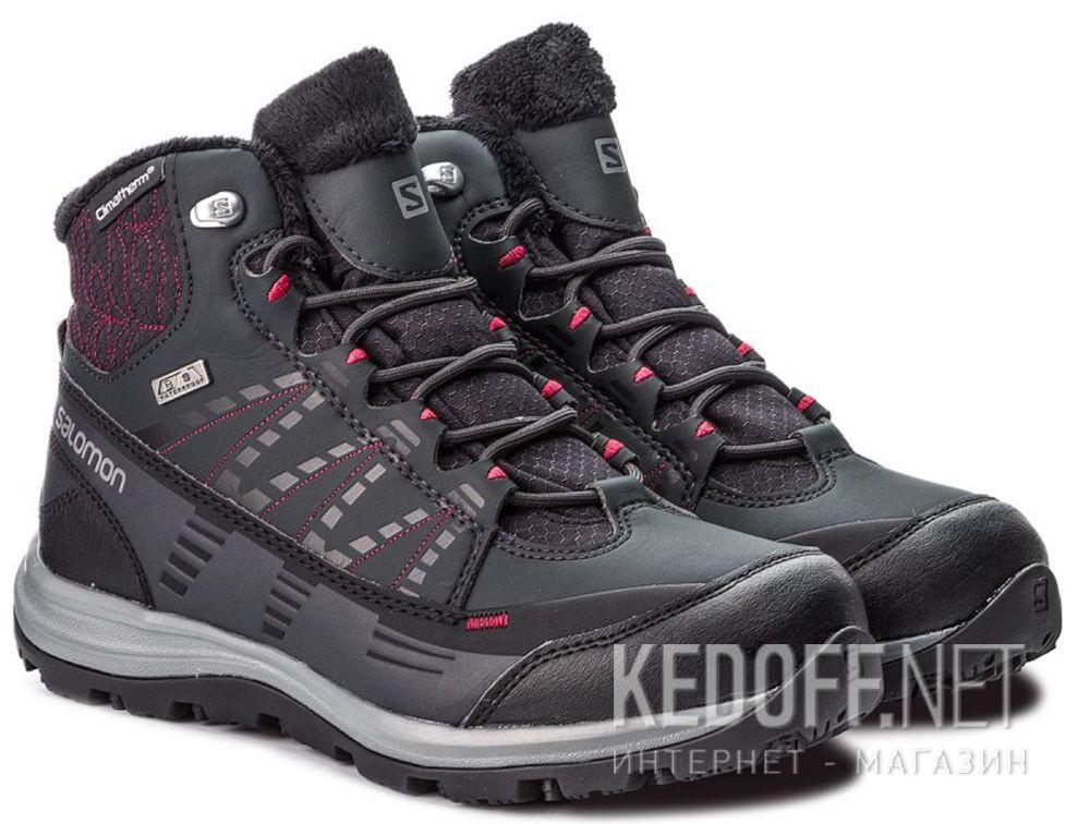 Ботинки Salomon Kaina Cs Waterproof 2 404728  купить Украина