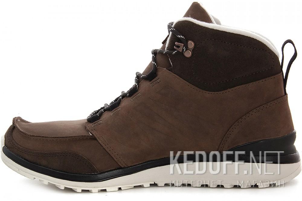 Оригинальные Мужские ботинки Salomon Salomon UTILITY BROWN LTR/BISON LTR/GY 361651   (коричневый)