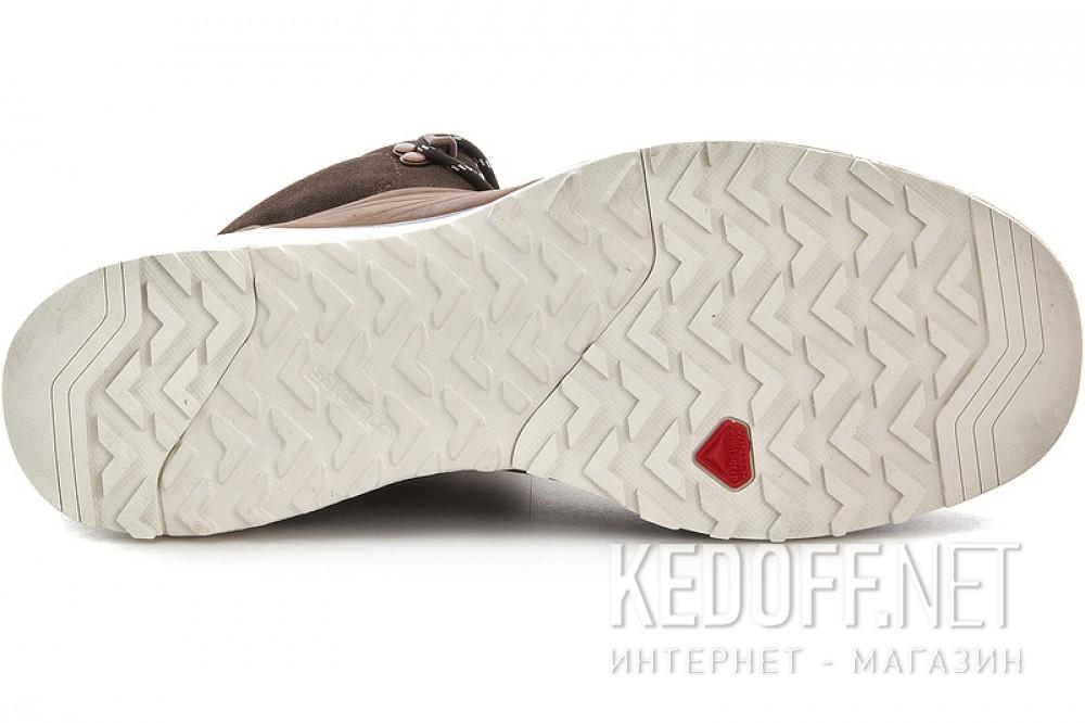 Мужские ботинки Salomon Salomon UTILITY BROWN LTR/BISON LTR/GY 361651   (коричневый) все размеры