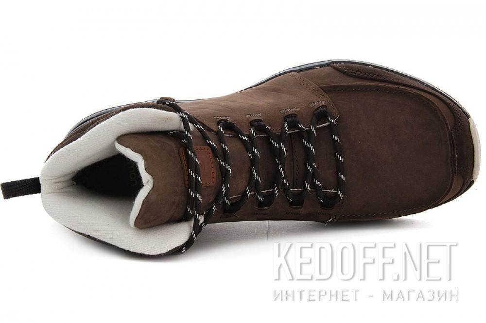 Цены на Мужские ботинки Salomon Salomon UTILITY BROWN LTR/BISON LTR/GY 361651   (коричневый)