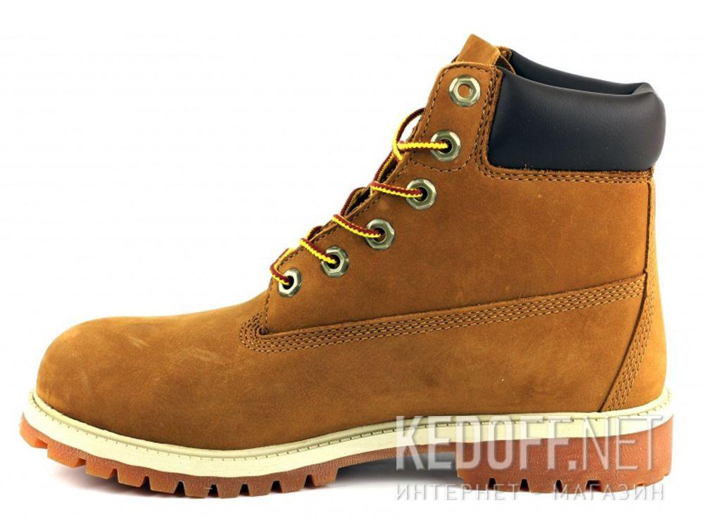 Ботинки Timberland Classic Premium Waterproof 6-inch 14949 Rust Honey купить Украина