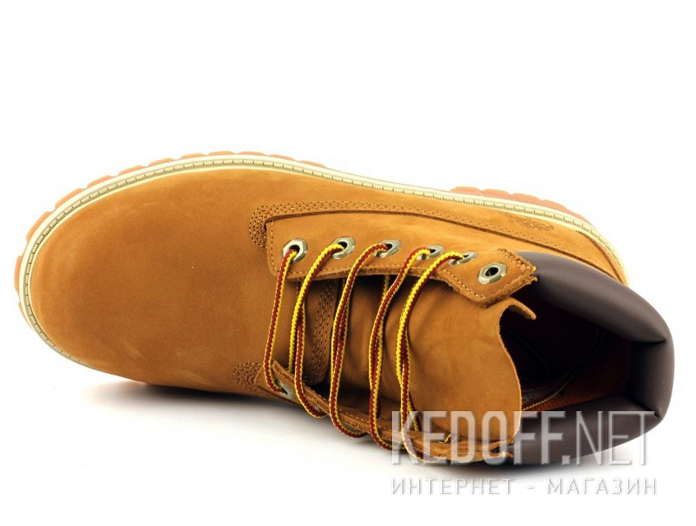 Boots Classic Timberland Premium Waterproof 6-inch Rust Honey 14949 купить  Киев 00e27d6066b59