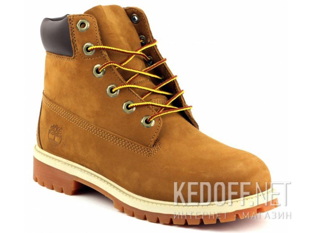 Купить Ботинки Timberland Classic Premium Waterproof 6-inch 14949 Rust Honey