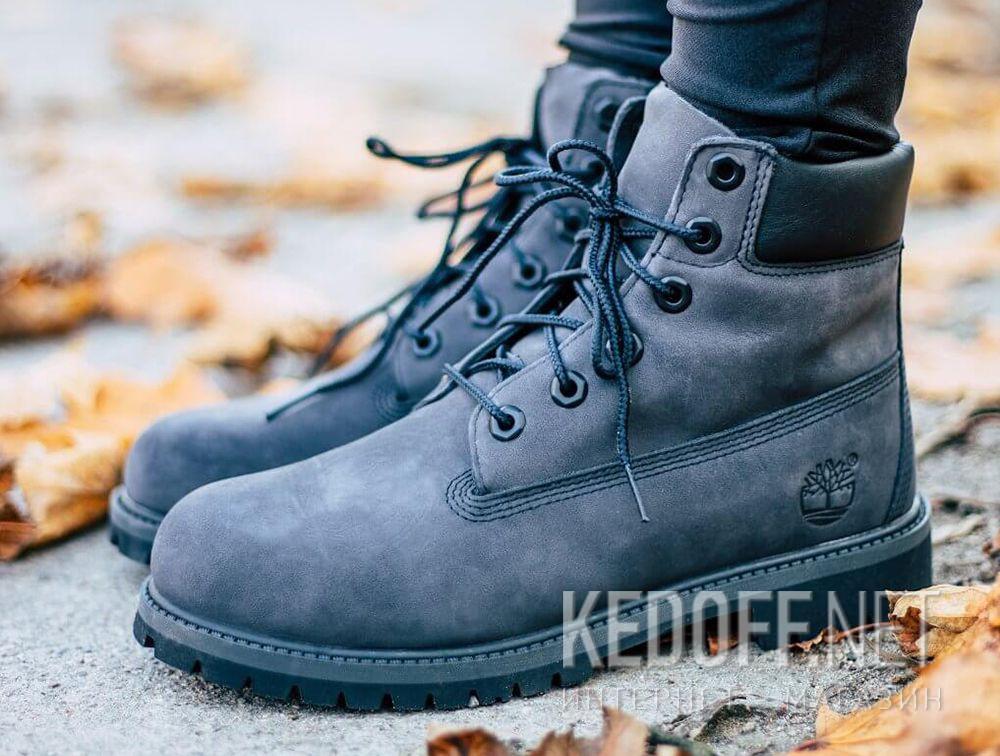 Boots Classic Timberland Premium Waterproof 6-Inch A1O7Q Forged Iron  описание 8ea7ecec6766c