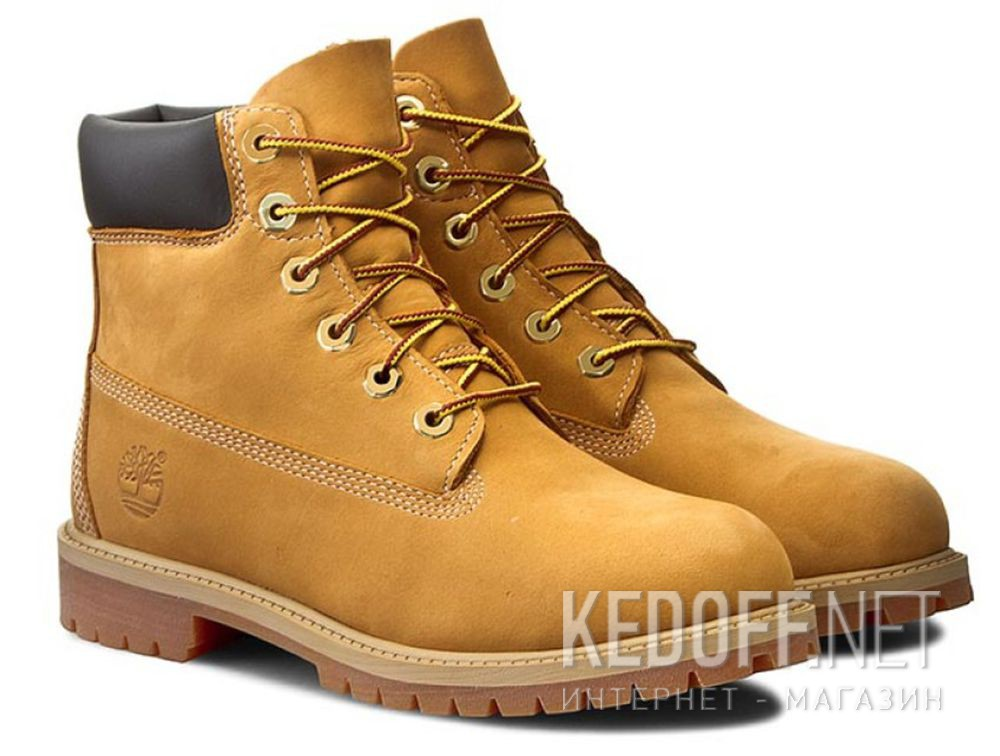 a463243a9673 Boots Timberland Classic Premium Waterproof Yellow Boots 6-Inch 12909  Primaloft купить Украина