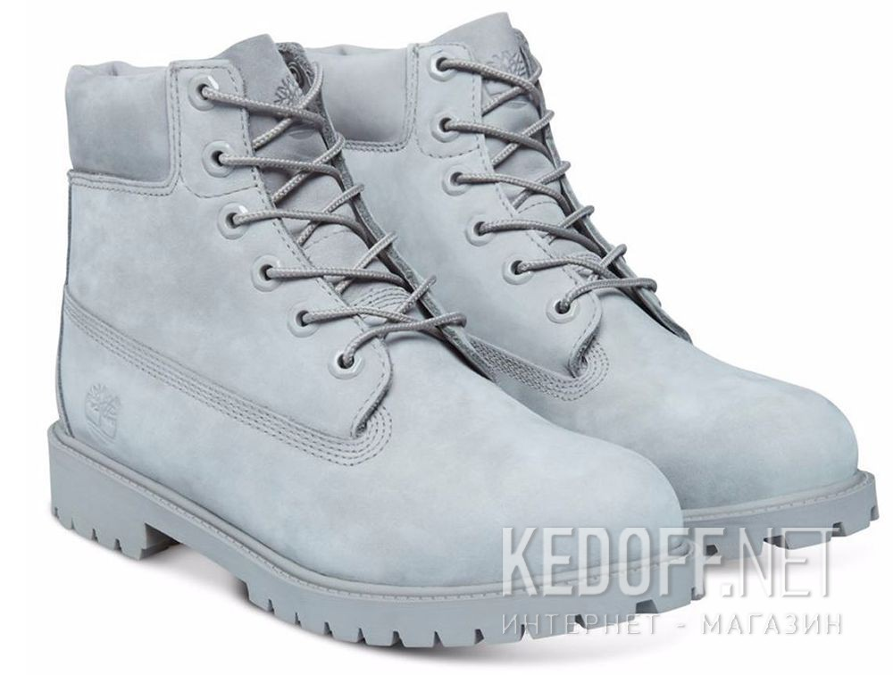 f8dd684eedda Ботинки Timberland Premium Waterproof 6 Inch A172F Grey Monochromatic 4