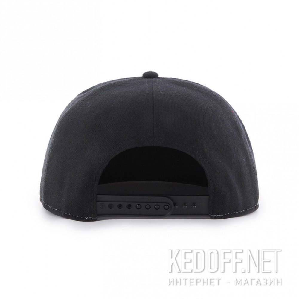 Головные уборы Box Out `47 Captain Dt B-BOXOT17WBP-BK унисекс   (чёрный/серый) купить Украина