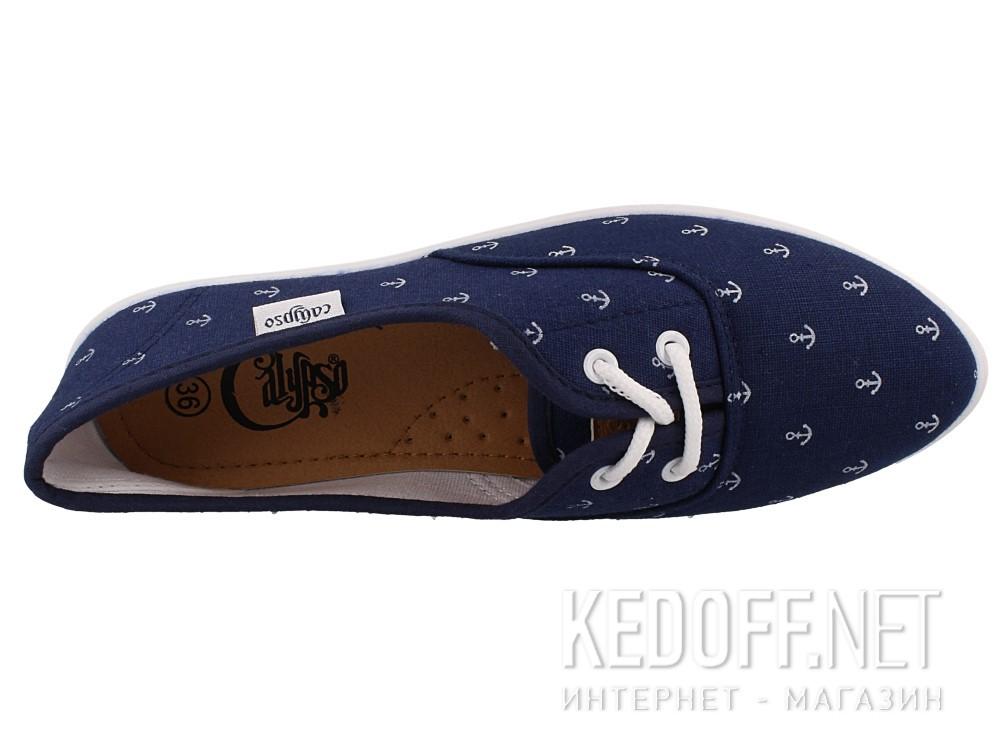 Оригинальные Кеды Calypso 7350-001  (тёмно-синий)