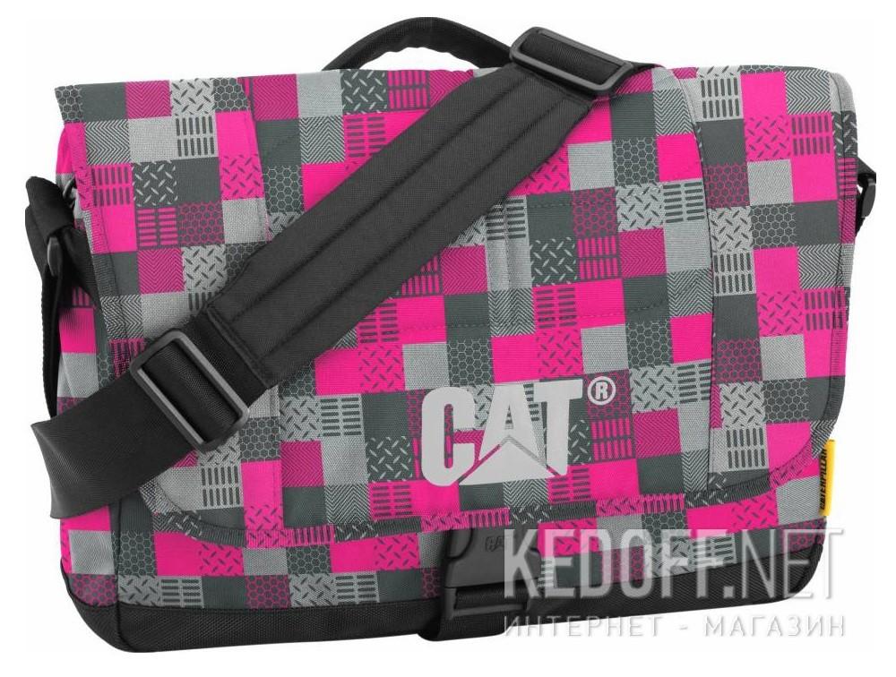 Купить Сумка CAT Millennial 83111-197 унисекс   (серый/розовый/чёрный)