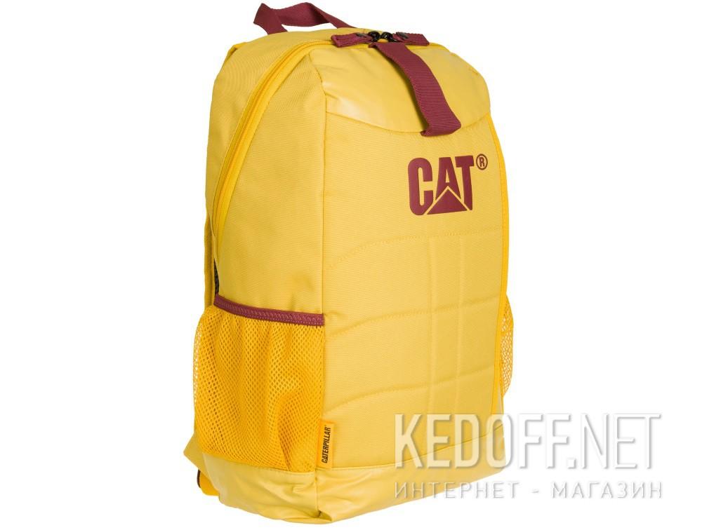 Рюкзаки CAT Millennial Evo 83244-336   (жёлтый)