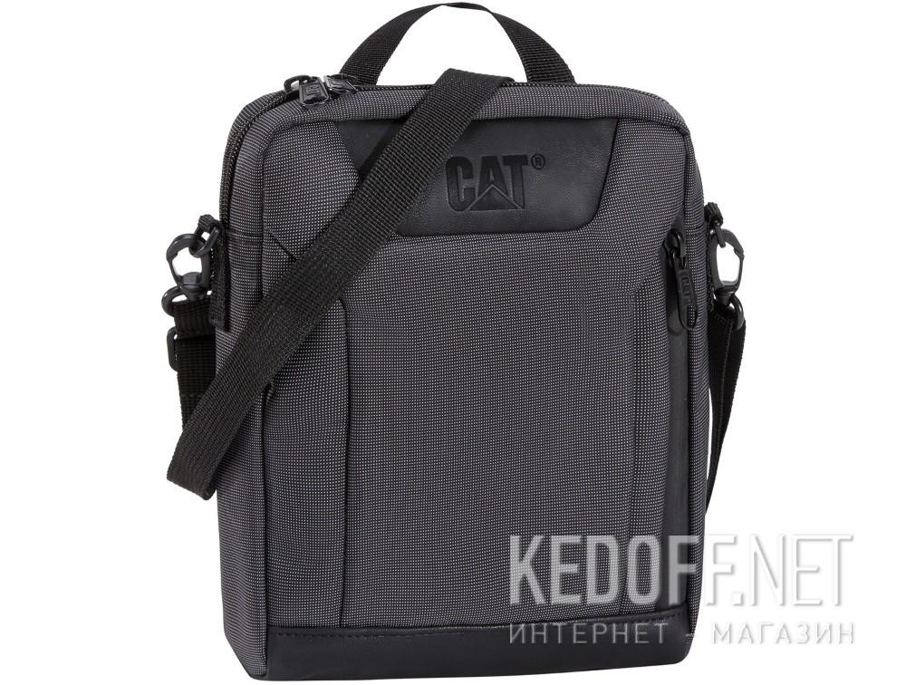 Купить Сумка CAT Spare Parts Rebooted 83257-01   (чёрный)