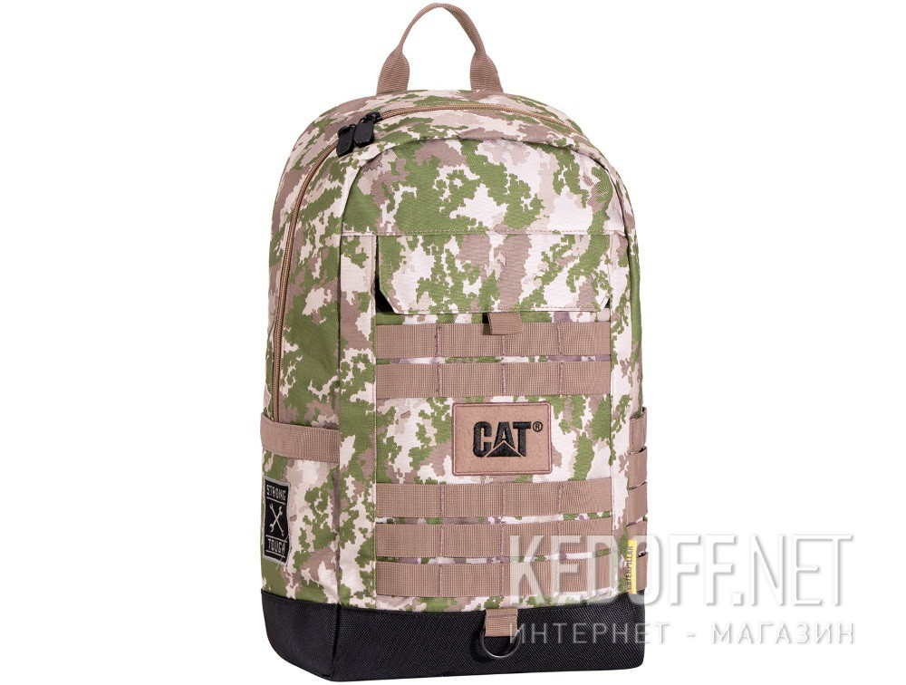 Купить Рюкзак Caterpillar Combat 83149-237   (хаки)
