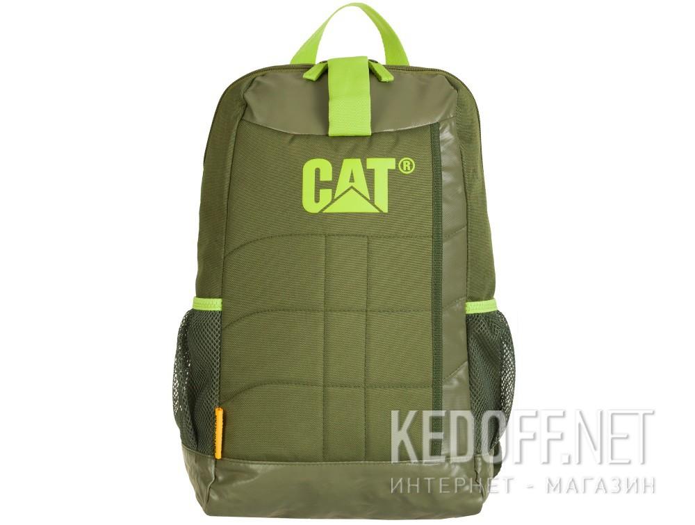 Рюкзаки Caterpillar Millennial Evo 83244-335   (зеленый)