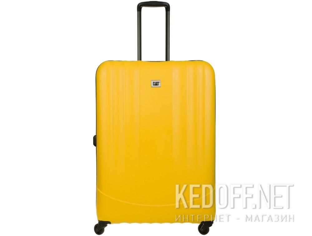 Оригинальные Чемодан Caterpillar Turbo 83087-42   (жёлтый)