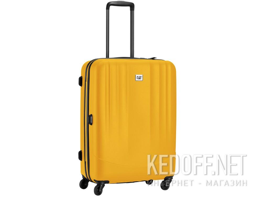 Купить Чемодан Caterpillar Turbo 83087-42   (жёлтый)