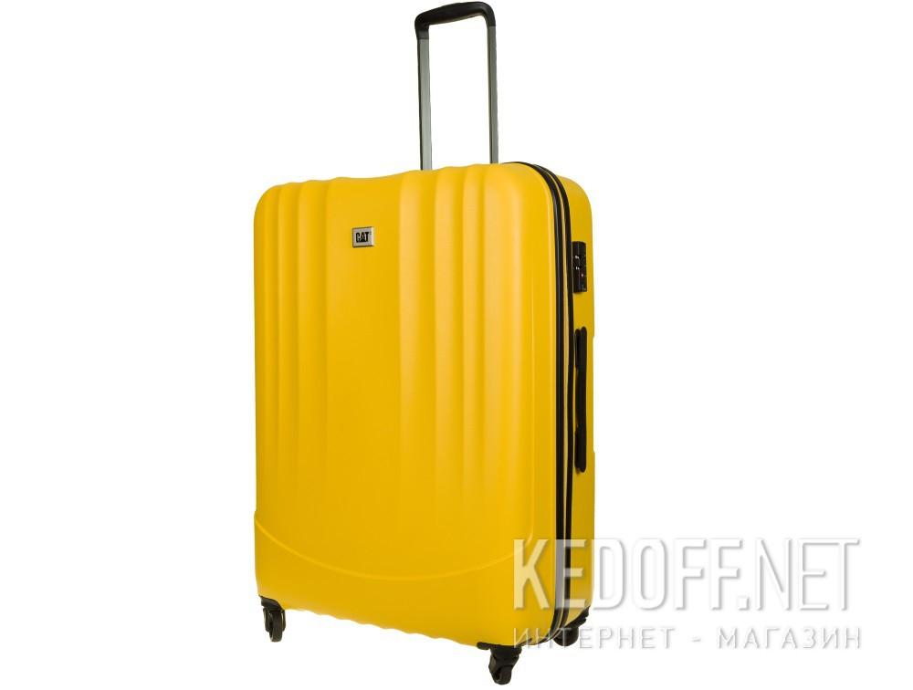Купить Чемодан Caterpillar Turbo 83089-42   (жёлтый)