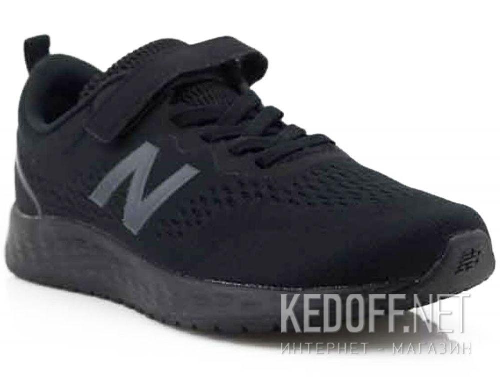 Купить Черные кроссовки New Balance YAARILK3