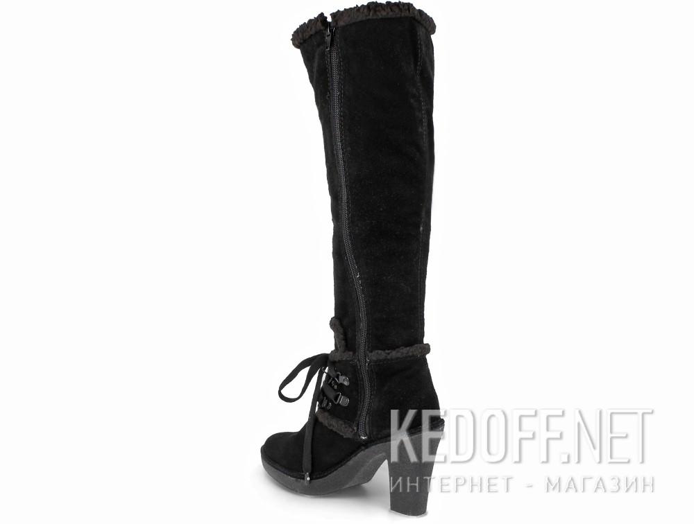 Женские сапоги Choose Juicy 463301-27   (чёрный)