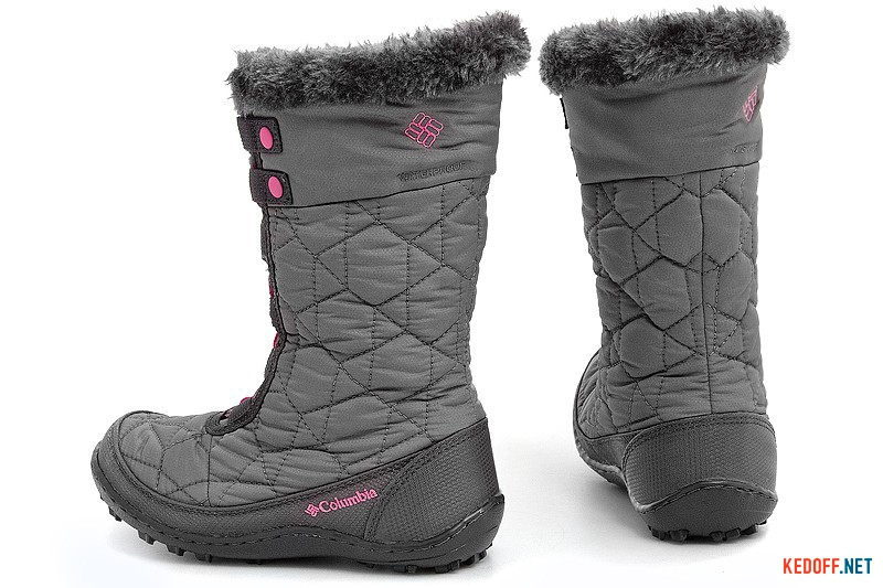 Women's shoes Columbia Youth Minx Mid || By1313-051