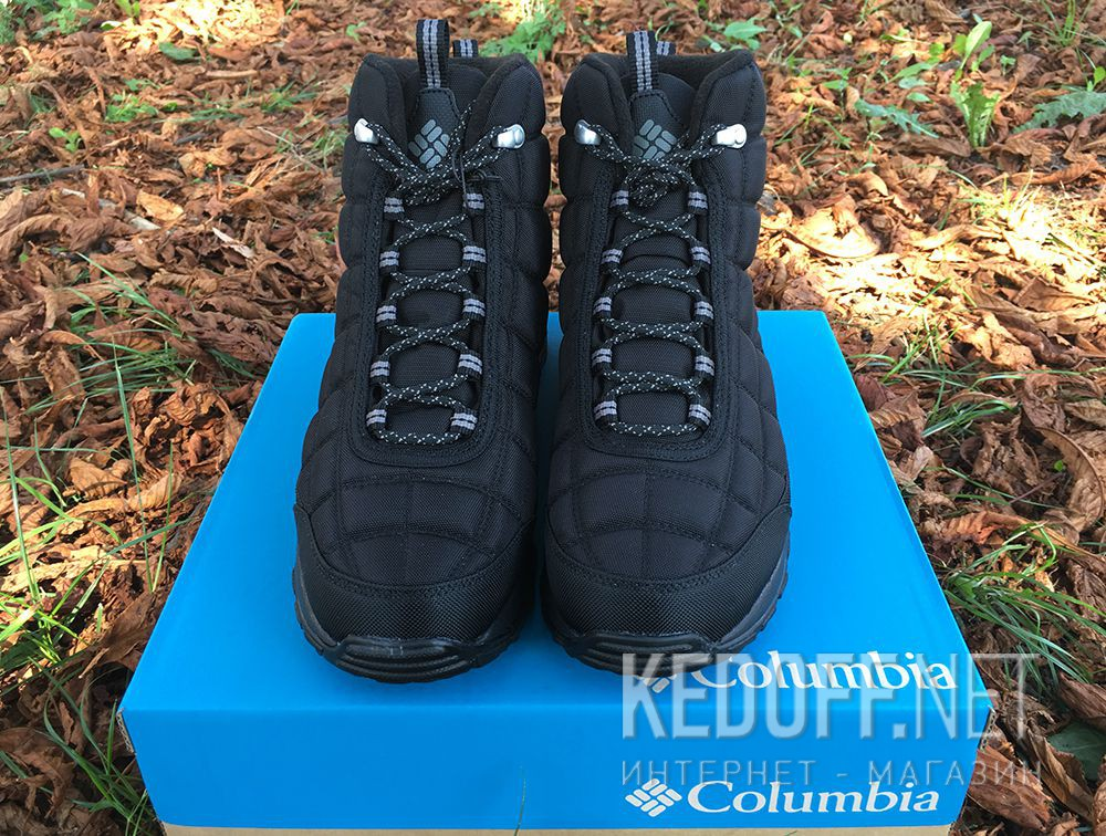 Ботинки Columbia Firecamp Boot BM1766-012 1672881-012 доставка по Украине
