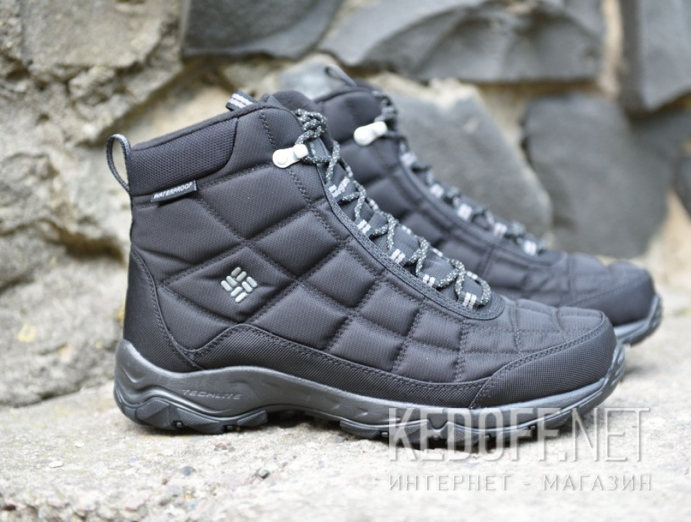 Цены на Ботинки Columbia Firecamp Boot BM1766-012 1672881-012