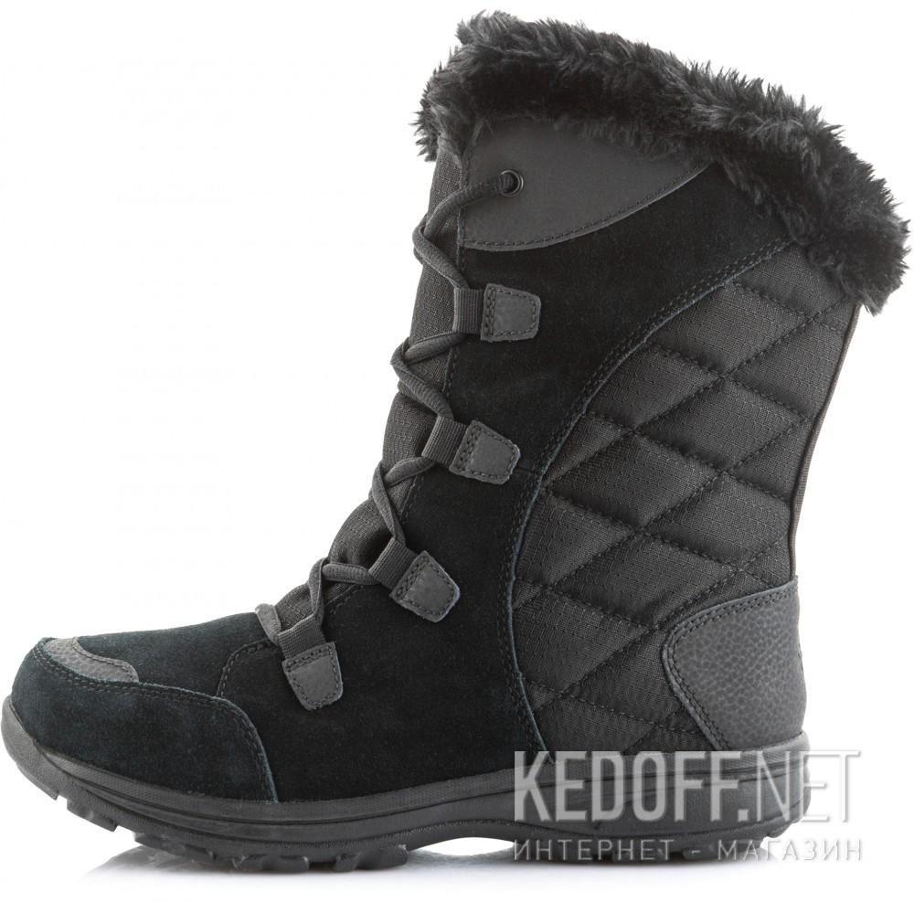 Зимние ботинки Columbia Ice Maiden II BL 1581-011 1554171-011 купить Киев