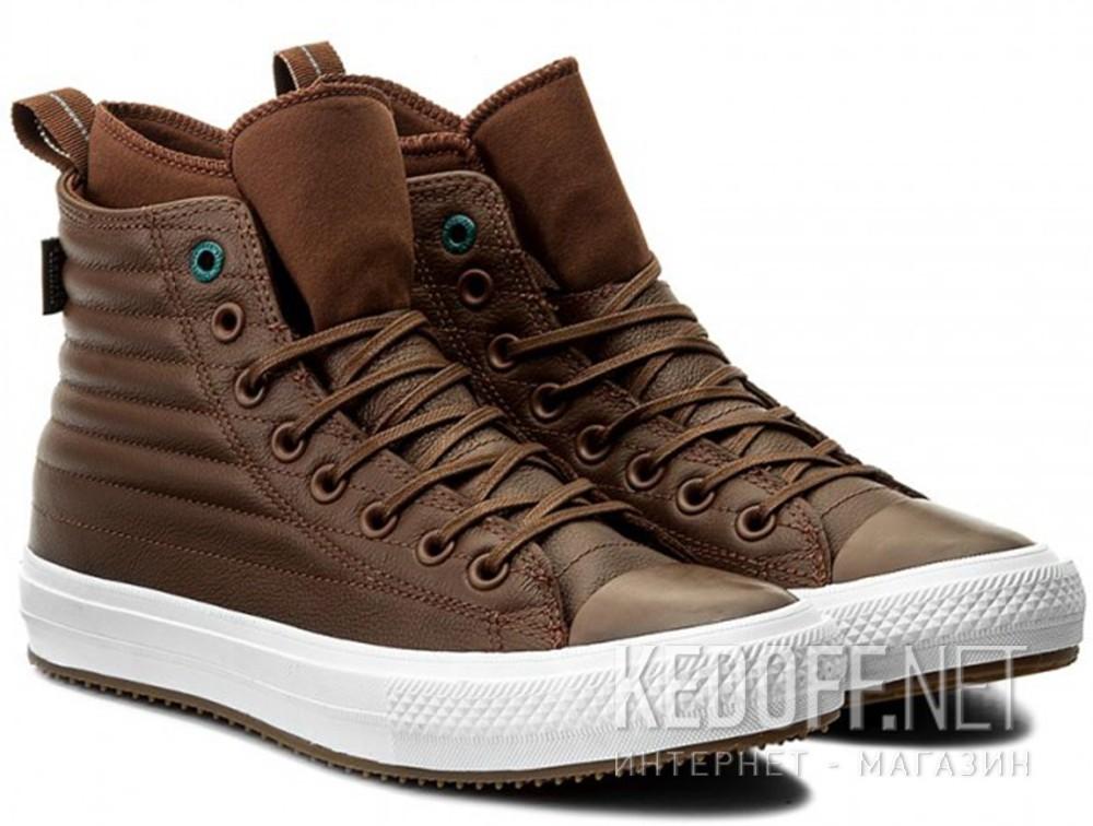 Кожаные кеды  Converse Chuck Taylor All Star Waterproof Boot 157491C купить Украина