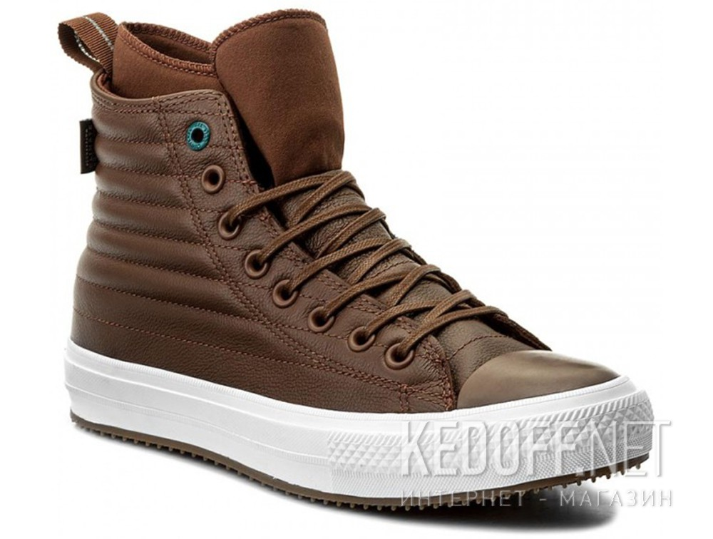 Star Leather Taylor Waterproof Converse 157491c Chuck All Sneakers Boot QrthdCs