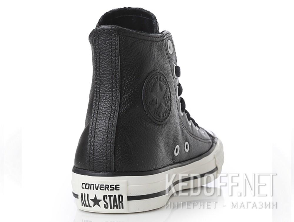 Цены на Мужские кеды Converse Chuck Taylor All Star Tumble Leather 157468C   (чёрный)