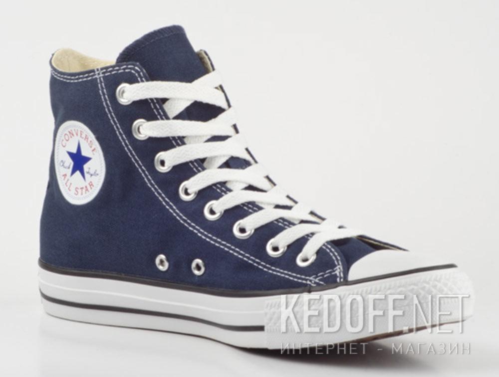 Купить Кеды Converse Chuck Taylor All Star Hi M9622C унисекс   (синий)