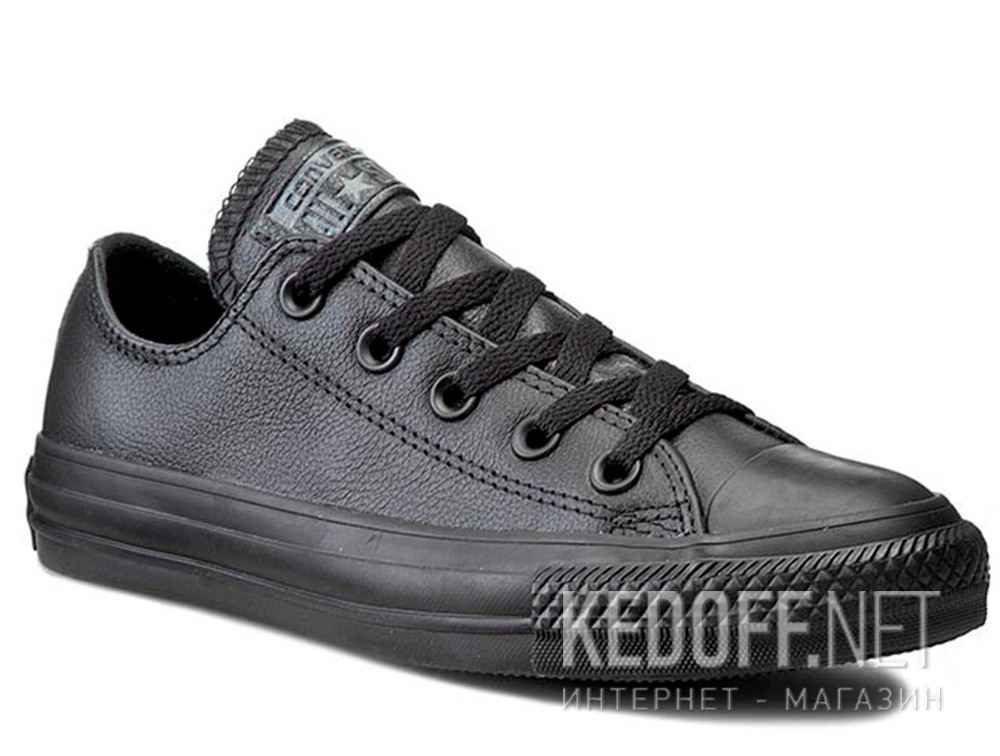 Мужские кеды Converse Chuck Taylor All Star Leather 135253C в ... bcbb45578eeb4