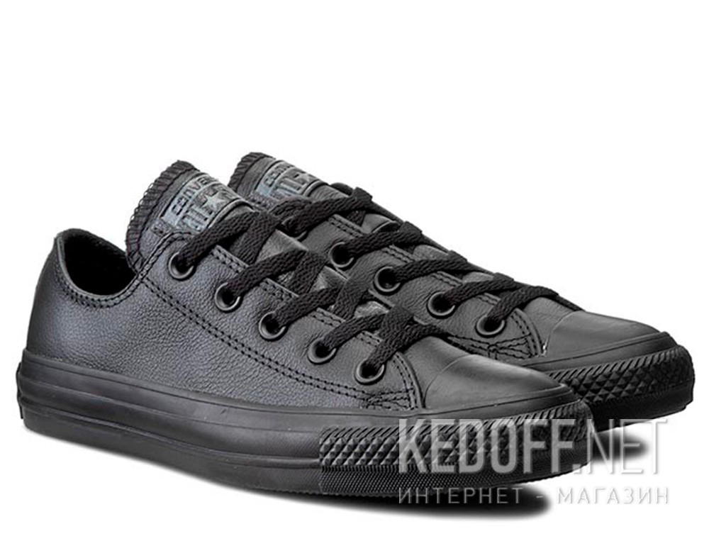 Мужские кеды Converse Chuck Taylor All Star Leather 135253C купить Украина