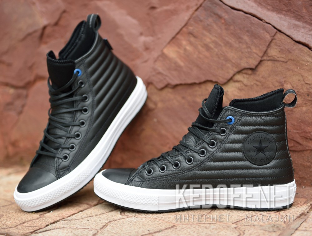 7d9a8c7e76ce For everyday use. Leather sneakers Converse Chuck Taylor All Star  Waterproof ...