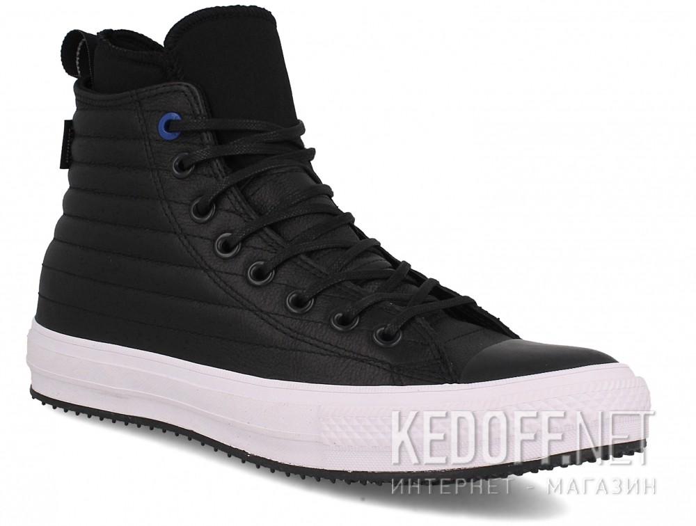 Цены на Кожаные кеды Converse Chuck Taylor All Star Waterproof Boot Quilted Leather 157492C
