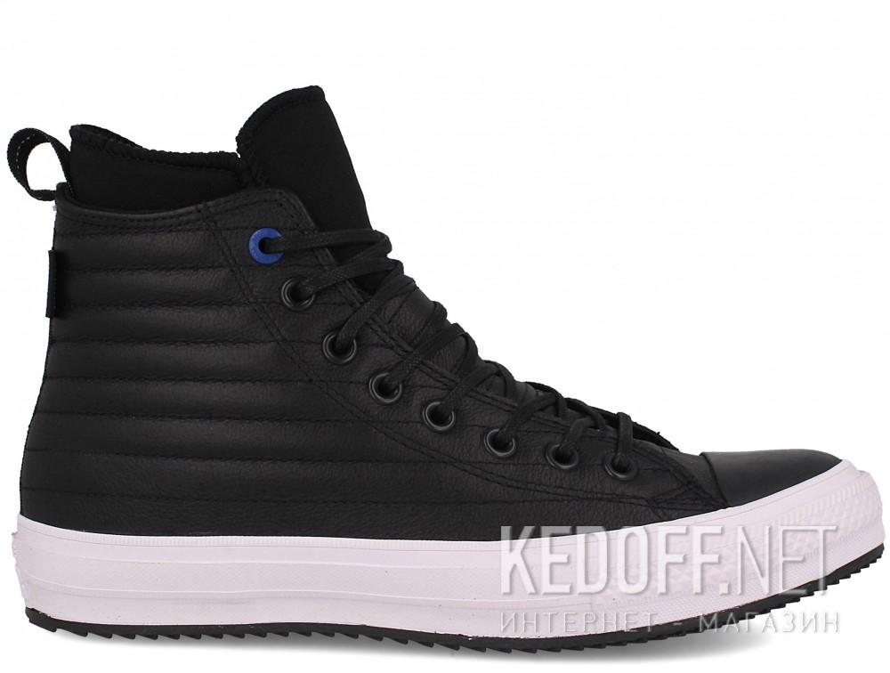 Кожаные кеды Converse Chuck Taylor All Star Waterproof Boot Quilted Leather 157492C  купить Украина