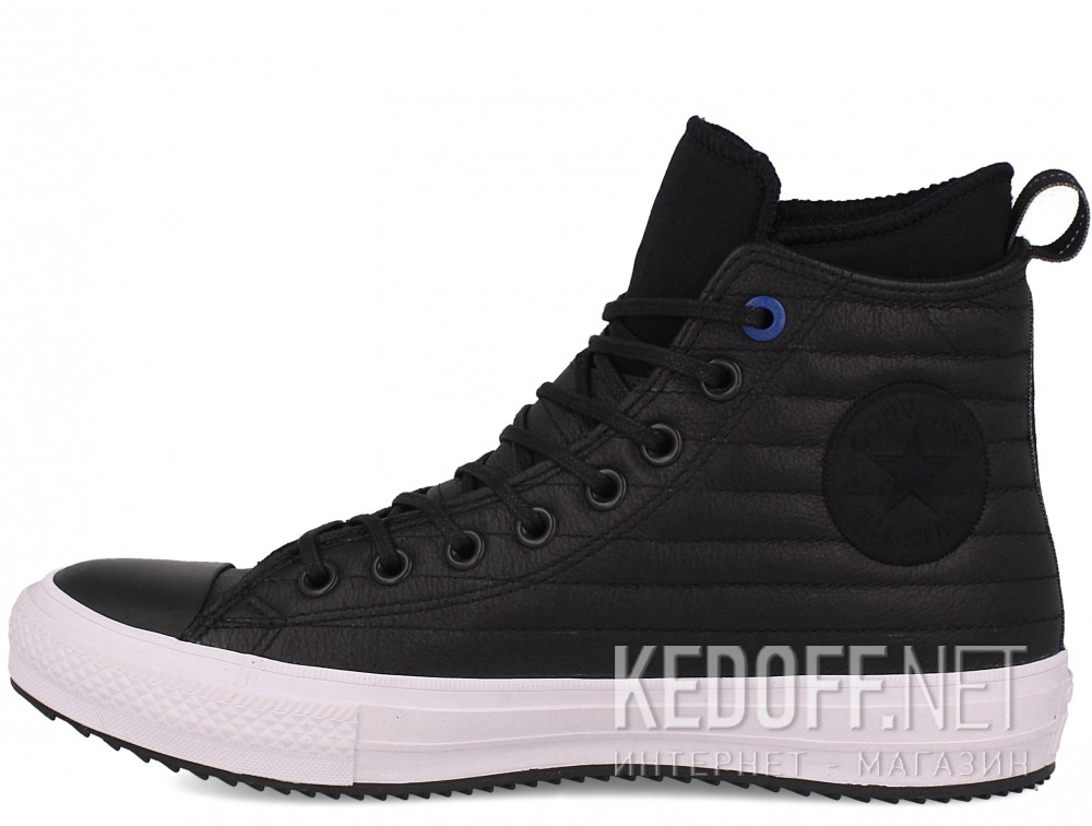 Кожаные кеды Converse Chuck Taylor All Star Waterproof Boot Quilted Leather 157492C  купить Киев