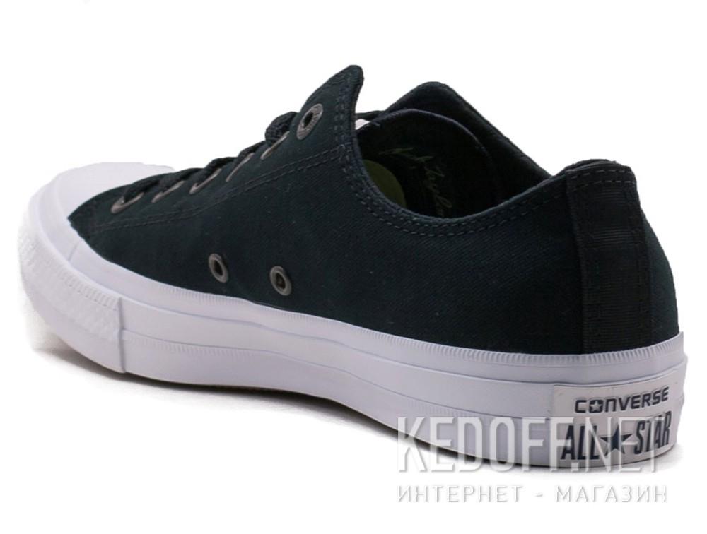Кеды Converse Chuck Taylor All Star II Ox 150149C унисекс   (чёрный) купить Киев
