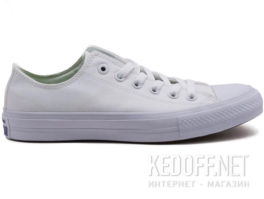 Кеды Converse Ct Ii Ox 150154C унисекс   (белый)