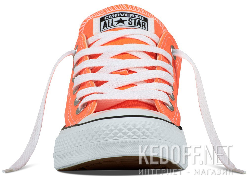 Converse Ctas Ox Hyper Orange 155736C