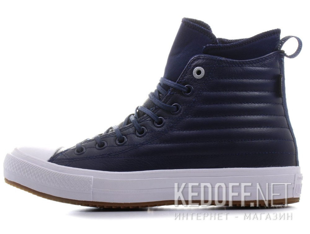 Оригинальные Кожаные кеды Converse Chuck Taylor All Star Waterproof Boot Quilted Leather 157490C