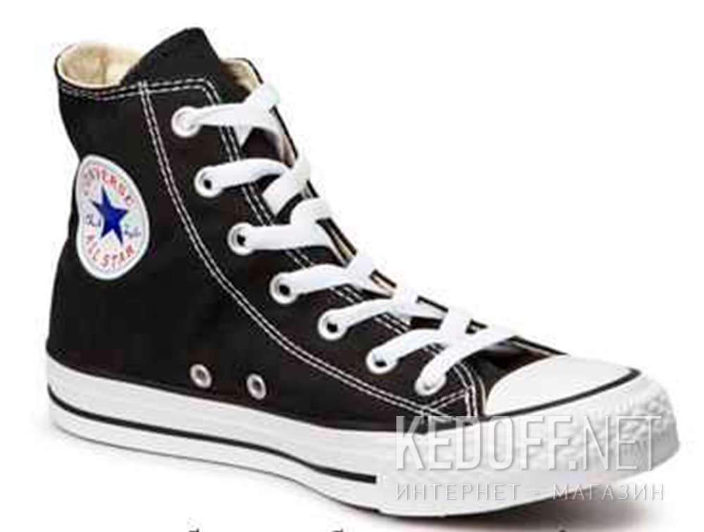 Shop Converse sneakers Chuck Taylor All Star Hi M9160 unisex (Black ... 15f046cafbee4
