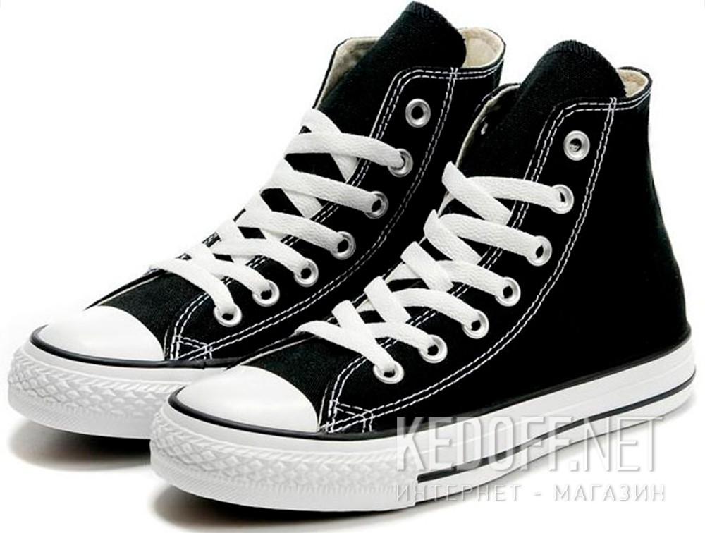 Кеди Converse Chuck Taylor All Star Hi M9160 унісекс (Чорний) купить Киев