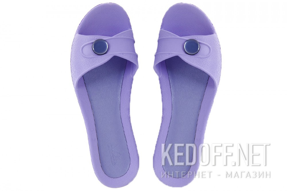 Womens Slippers Coral Coast Aoline 14101-1 Lilac