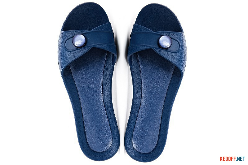 Women's slippers Coral Coast Aoline 14101-5 Blue