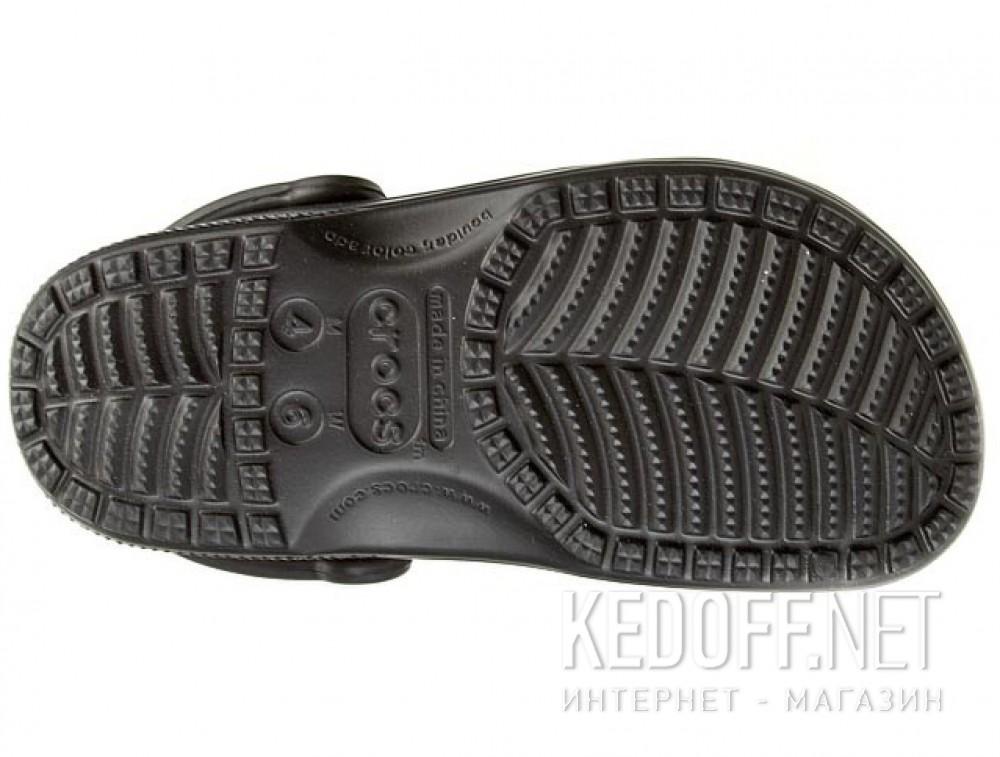 Цены на Сланцы и шлепанцы Crocs Comfortable Classic 10001-001 унисекс   (чёрный)