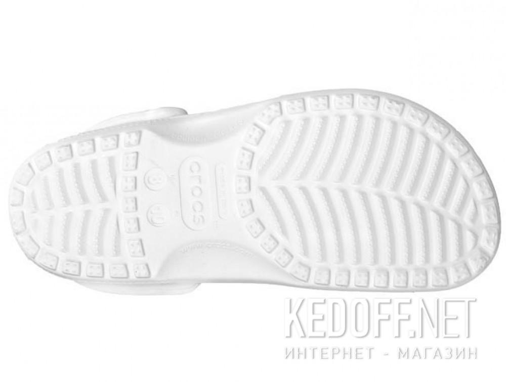 Оригинальные Сандалии Crocs Classic AKA Cayman 10001-100 унисекс   (белый)