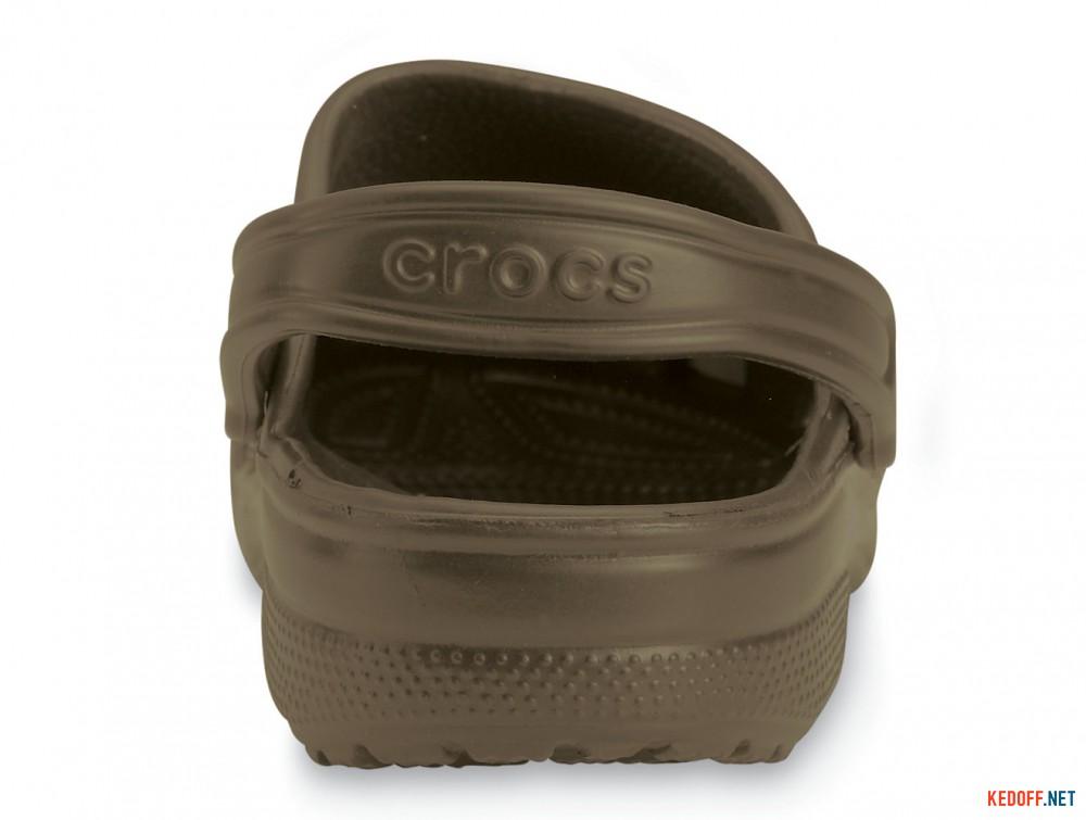 Оригинальные Сандалии Crocs Classic 10001-200 унисекс   (коричневый)