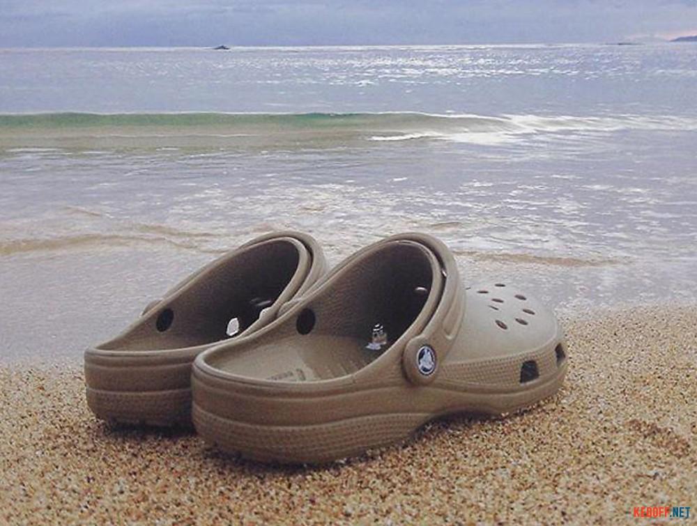 Сандалии Crocs Classic 10001-200 унисекс   (коричневый) все размеры